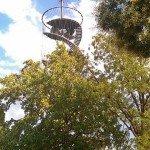 Killesberg Höhenpark - Der Killesbergturm