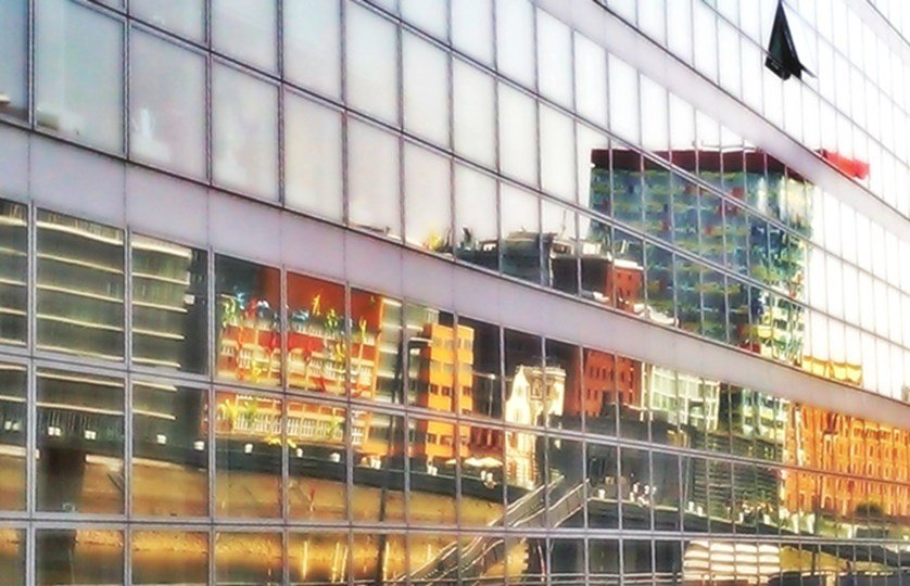 Der Medienhafen in Düsseldorf 5