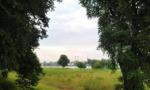 Rodenkirchen, Köln, der Rhein und die Riviera