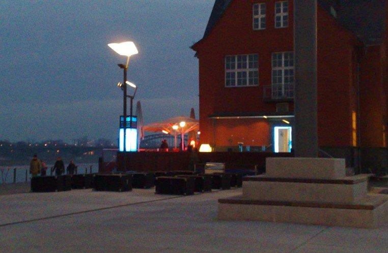 Der neu gestaltete Rheinauhafen in Köln 3