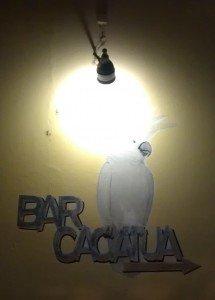 Valle Gran Rey - die Cacatua Bar