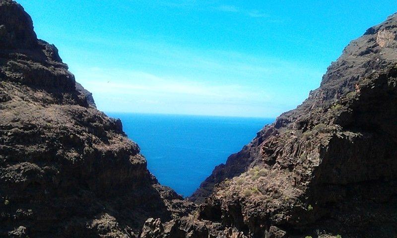 Auf La Gomera wandern - ein fantastischer Belohnungsblick