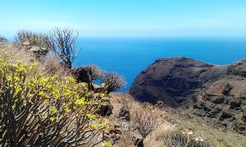 Felsen, Berge, Schluchten: auf La Gomera wandern 3