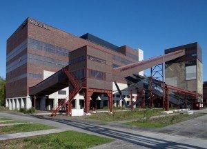 Das Ruhrmuseum auf dem Areal der Zeche Zollverein