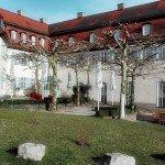 Gastronomie - Schloss-Restaurant Solitude Terrassenbereich