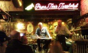 Livemusik im Papa Joes Jazzlokal in der Altstadt Köln