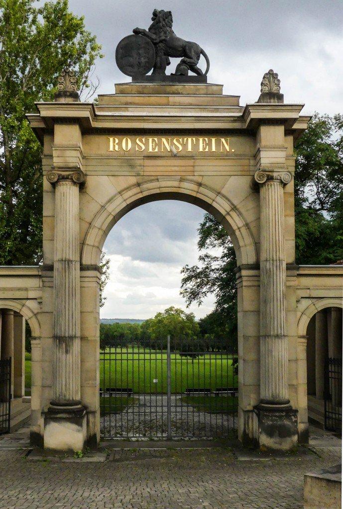 Der Rosensteinpark in Stuttgart 5
