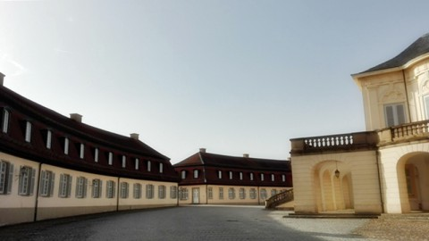 Schloss Solitude: Bildergalerie mit schönen Impressionen