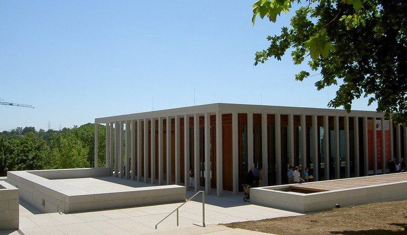 Blogparade Heimatliebe: das Literaturmuseum der Moderne in Marbach