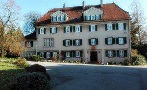 Das herrschaftliche Schloss Nippenburg