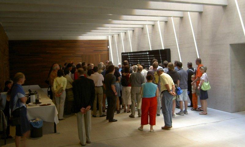 Literaturmuseum der Moderne in Marbach - der Poesieautomat von Hans Magnus Enzensberger