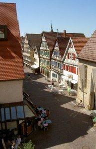 Marbach am Neckar Altstadt