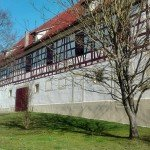 Schloss Nippenburg Wirtschaftgebäude