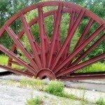 Zeche Zollverein - Die Patina der Natur