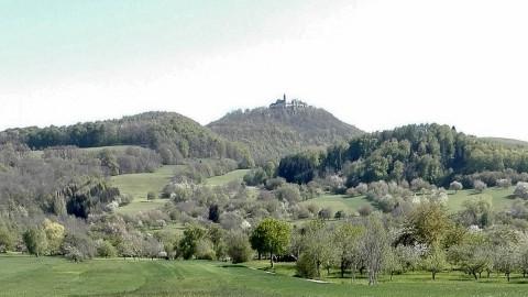 Die Burg Teck bei Owen: Ein Festival der Fernsichten