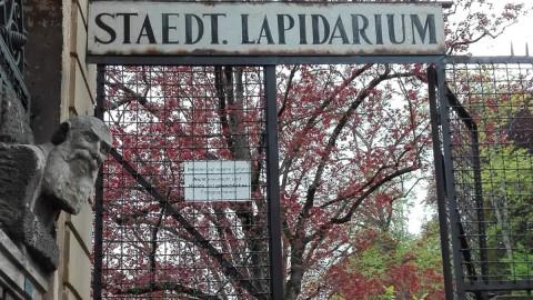 Das städtische Lapidarium in Stuttgart: Durch die Geschichte wandeln
