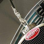 Retro Classics meets Barock 2016 - Bugatti 203 Frontansicht