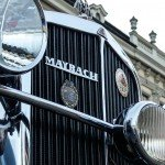 Retro Classics meets barock - Maybach
