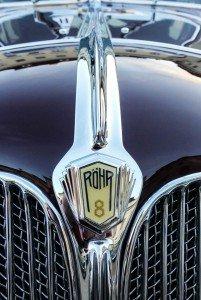 Retro Classics meets barock -Röhr 8 Limo als Sieger 2016