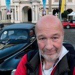 Retro Classics meets barock - Selfie