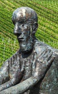 Skulpturenpfad Strümpfelbach - Die Patina