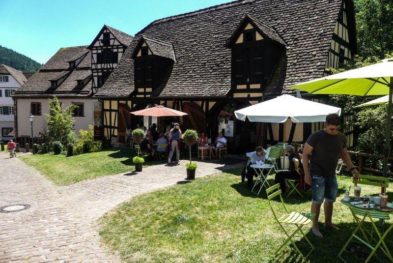 Kloster Hirsau Cafe
