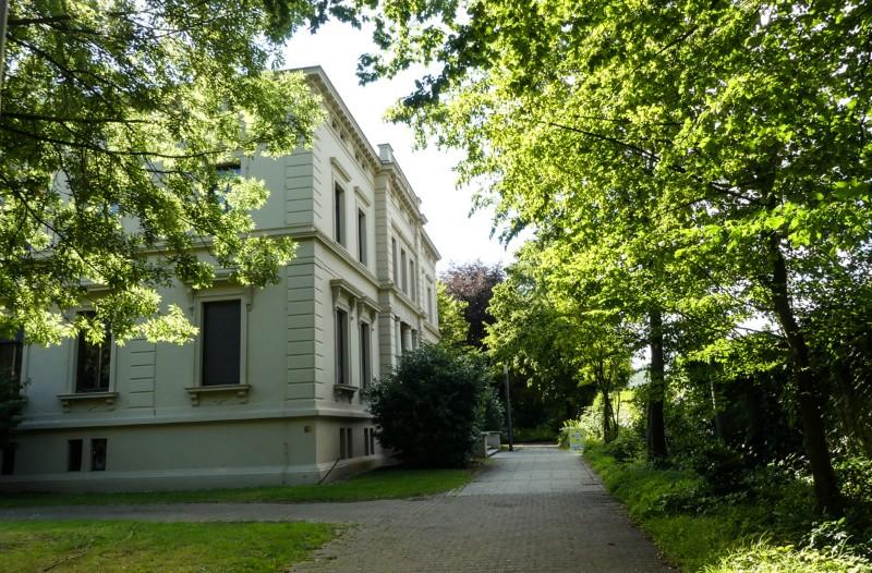 Villa Von Frau Merkel