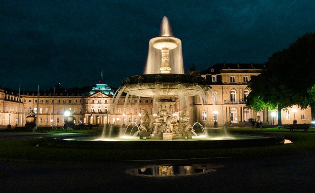Gastronomie in Stuttgart - Startpunkte Schlossplatz