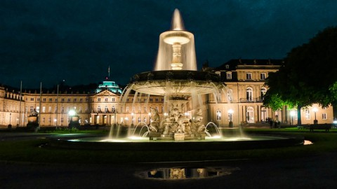 Gastronomie in Stuttgart – Summer in the city