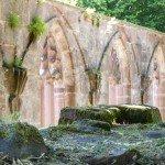 Kloster Hirsau Calw - Mauerreste