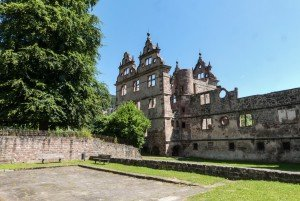 Kloster Hirsau Calw - Ruine des ehemaligen Jagdschlosses