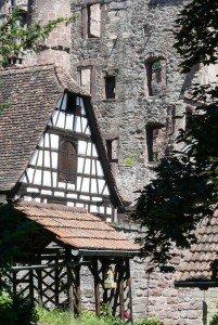 Kloster Hirsau - erste Impressionen