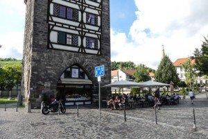Das Eiscafé La Torre in Esslingen: Lecker, lecker
