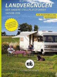 Landvergnügen - Cover Ausgabe 2016