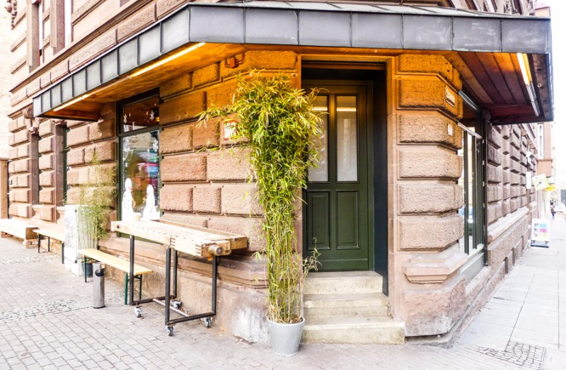 Die metzgerei stuttgart caf restaurant und bar im westen - Restaurant wandel ...