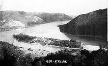 Ada Kaleh: die verschwundene Donauinsel bei Serbien und Rumänien
