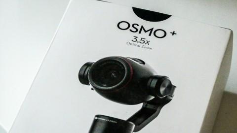 Unsere neue DJI Osmo Plus oder die Angst vorm Fliegen