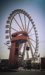 Das Steiger Riesenrad in Travermünde