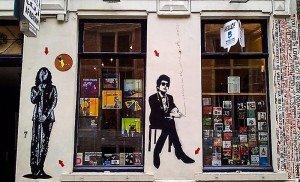 Arlequin sprl 2. Hand Records - Vinyl-Shopping in Brüssel