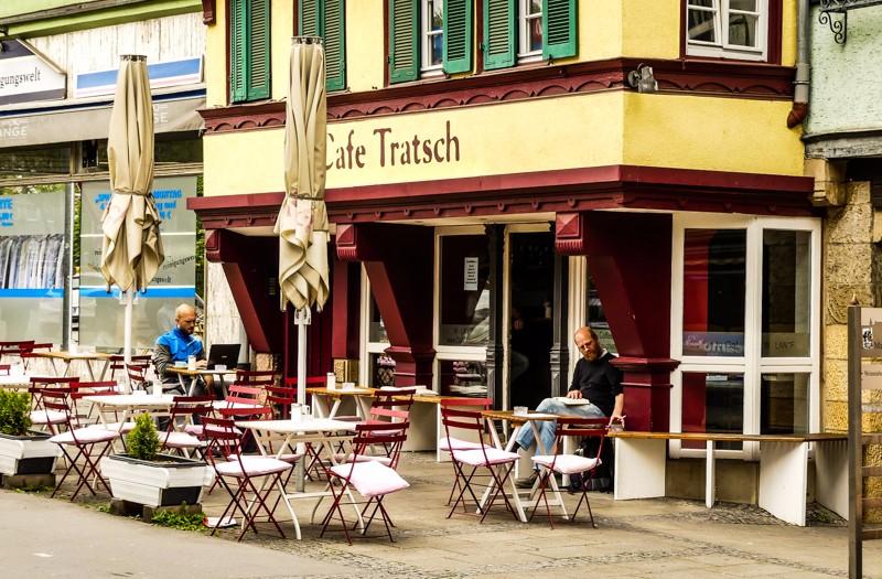 Cafe Tratsch Stuttgart