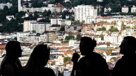 Stuttgart von oben: das Tal der tausend Blicke