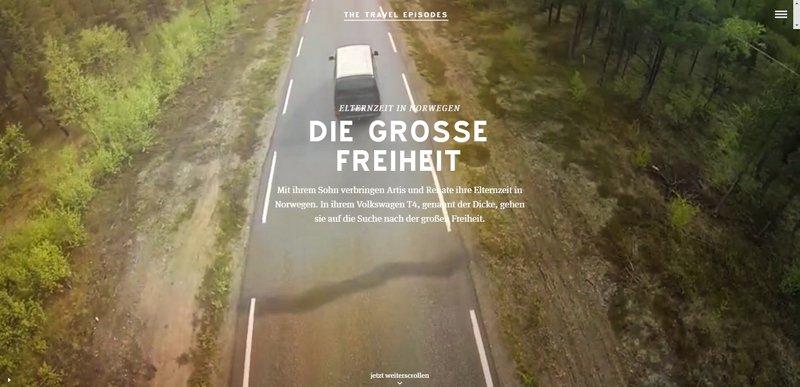 Travel Episodes - Beitrag - Die grosse Freiheit - Norwegen-1
