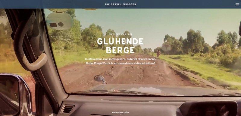 Travel Episodes - Beitrag - Quer durch den Kongo-1