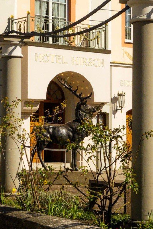 Das Hotel Hirsch In Fussen Das Allgau Vor Der Tur