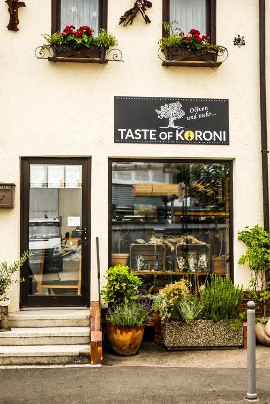 Taste-of-Koroni-Stuttgart-Feuerbach-der-Eingangsbereich-2