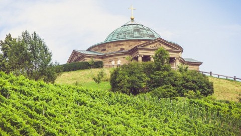 Weinwanderweg in Stuttgart: Untertürkheim – Rotenberg – Uhlbach – Obertürkheim
