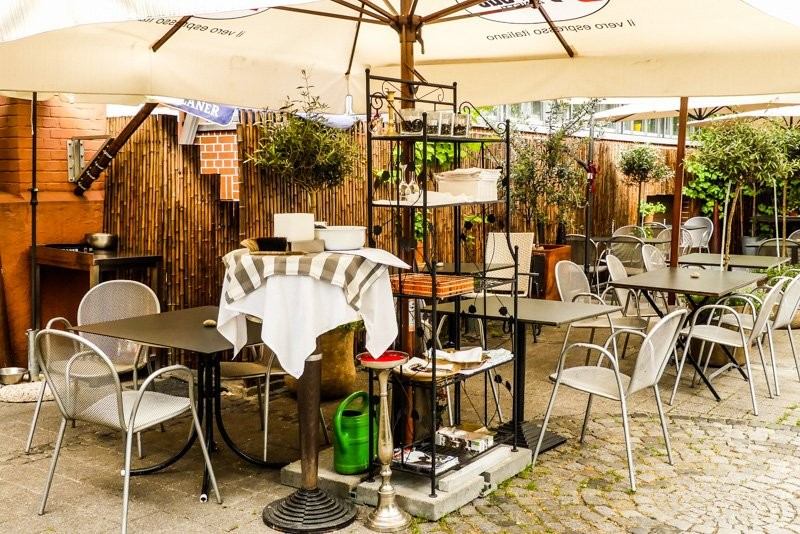 das restaurant ygrec in ludwigsburg moderne griechische k che. Black Bedroom Furniture Sets. Home Design Ideas