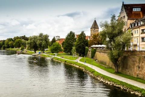 Was es an der Donau bei Ulm zu entdecken gibt
