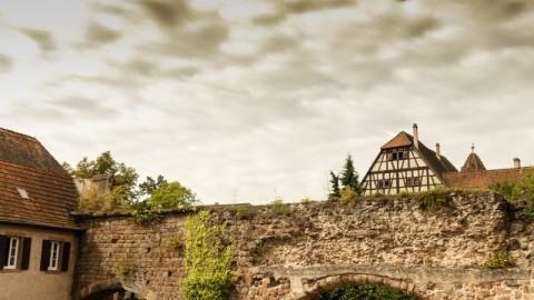 Wissembourg: eine pittoreske Schönheit an der deutsch französischen Grenze