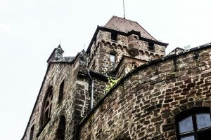 Die Burg Berwartstein: das Raubritternest von Hans Trapp